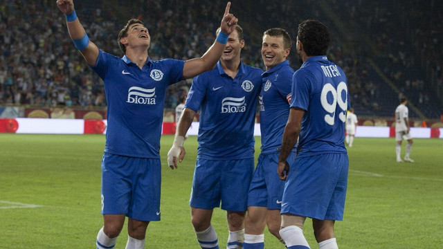 Ліга Європи: «Дніпро» здобув впевнену перемогу у матчі з «Олімпіакосом»