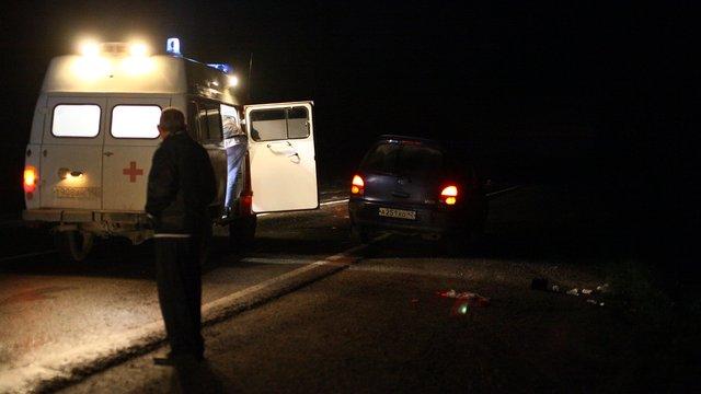 На трасі «Київ-Чоп» в автокатастрофі загинули двоє людей, троє - госпіталізовані