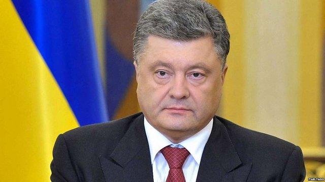 Порошенко наполягає на подальших санкціях проти РФ та посиленні обороноздатності України
