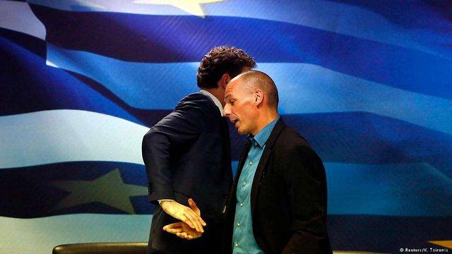 Країни єврозони продовжили допомогу Греції на 4 місяці