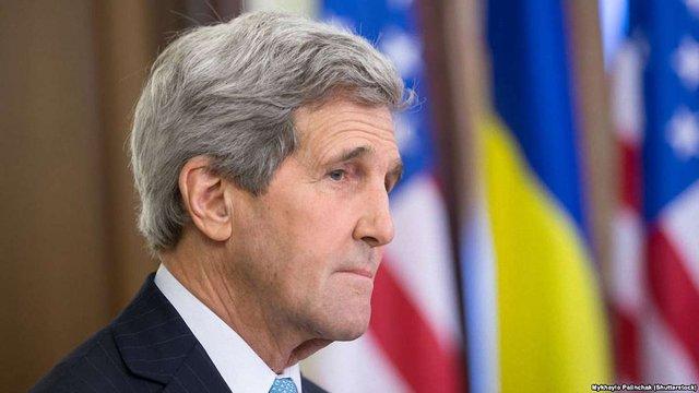США домовляється з союзниками про впровадження нових санкцій проти Росії, - Керрі