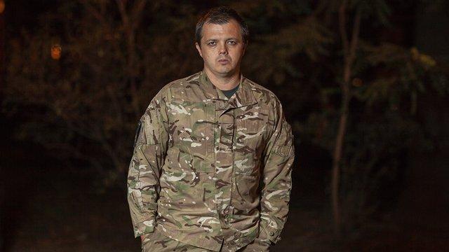 Семенченко не писав рапорта щодо звільнення з батальйону «Донбас», - прес-секретар депутата