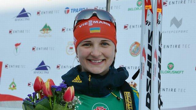 Українська юніорка стала бронзовою призеркою чемпіонату світу з біатлону