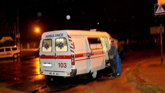 Четверо хуліганів у центрі Львова поранили ножем співробітників СБУ та ЛОДА