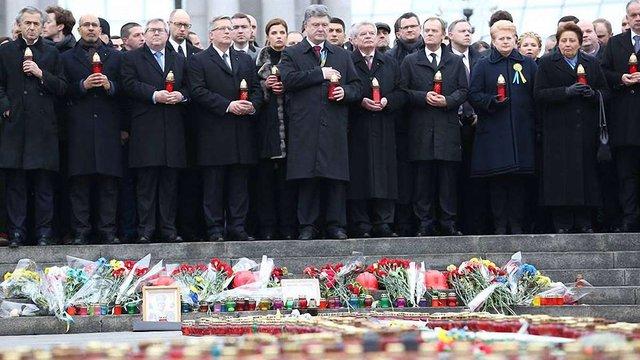 Порошенко висловив співчуття близьким загиблих під час теракту в Харкові