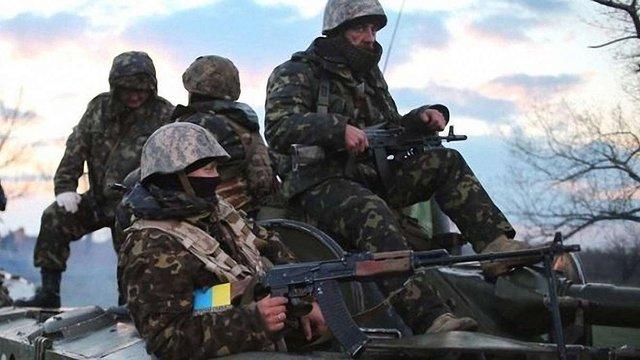 Українські бійці відбили атаку бойовиків в районі Широкиного, - Міноборони