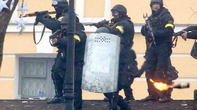 Міліція затримала двох екс-бійців «чорної роти Беркуту», - Арсен Аваков (відео)