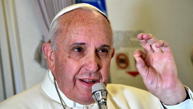 Папу Франциска запросили до України