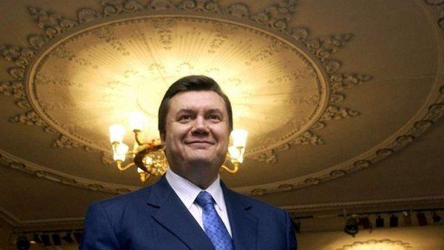 Янукович зберіг свій бізнес в Україні