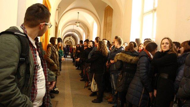 Студенти оголосили  бойкот Ользі Загульській