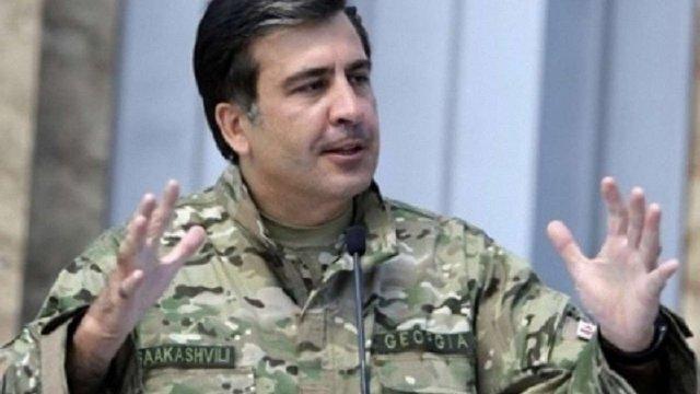 Саакашвілі домовлятиметься з Конгресом США про надання Україні оборонного озброєння