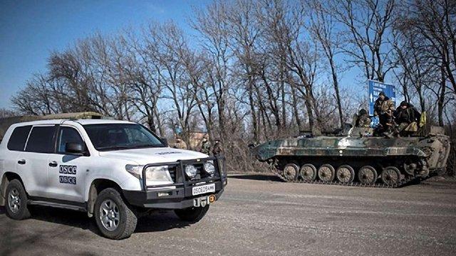 ОБСЄ: Сторони конфлікту на Донбасі погодили лінію розмежування