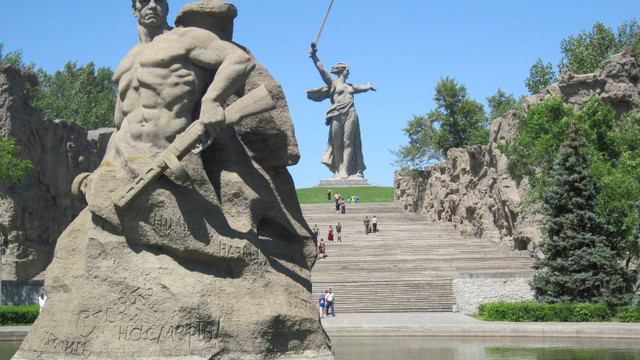 Держдума Росії не стала перейменовувати Волгоград на Сталінград