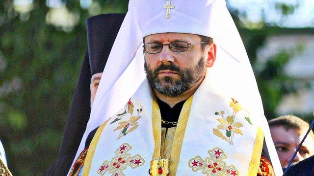 «Слова Папи нагадали нам про совєтську пропаганду», - глава УГКЦ