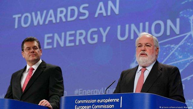 ЄС виключив Росію з числа стратегічних енергетичних партнерів