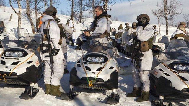 Норвезьку армію готують швидко реагувати на російську агресію