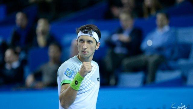 Сергій Стаховський повернувся у топ-50 кращих тенісистів світу