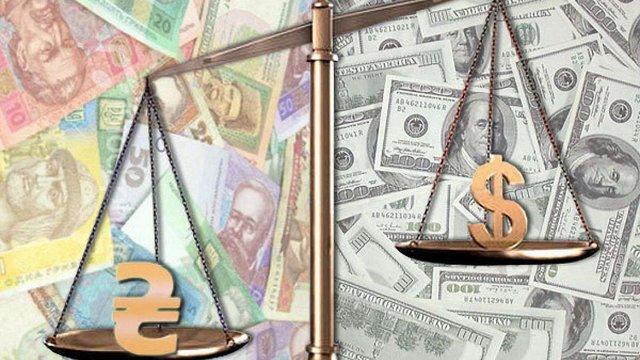 Офіційний курс гривні перевищив ₴30 за долар США