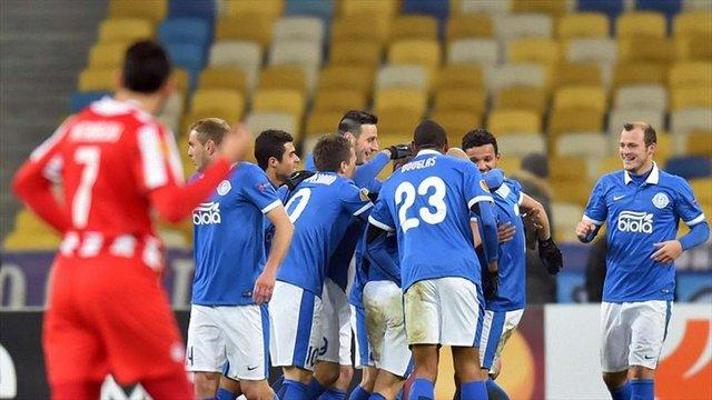 «Дніпро» вперше в історії вийшло  в 1/8 фіналу Ліги Європи