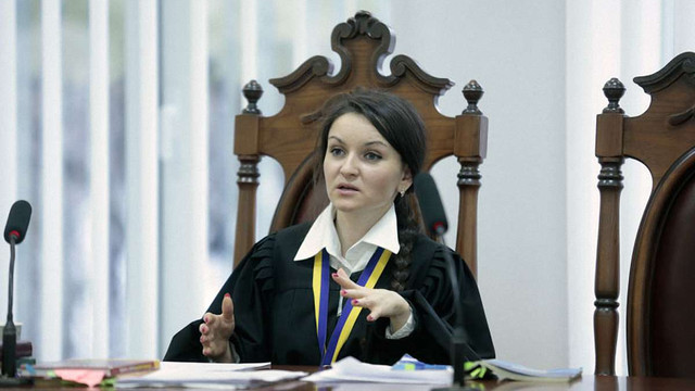 Суддя Царевич поскаржилася послу США на погрози від прокуратури у справі Єфремова