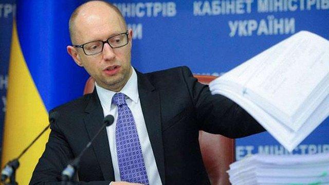 На думку Яценюка, конфлікт на Донбасі триватиме більше 5 років