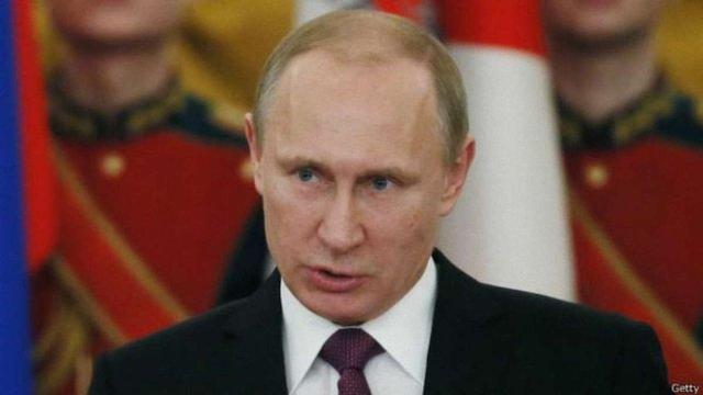 Путін назвав вбивство опозиціонера Нємцова «замовним» і вважає його провокацією