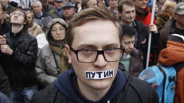Опозиційний марш «Весна» перенесли з околиць до центру Москви