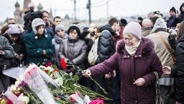 Слідчий комітет РФ назвав чотири ймовірні версії вбивства Бориса Нємцова