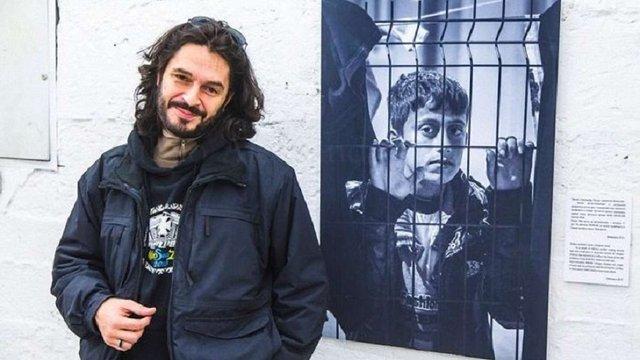 На Донбасі загинув фотограф газети «Сегодня»