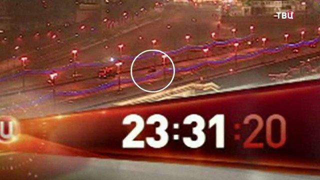 Камери відеоспостереження зафіксували вбивство Бориса Нємцова