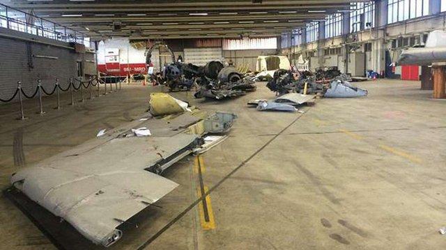Літак рейсу «МН-17» був збитий російським «Буком», - прокуратура Нідерландів