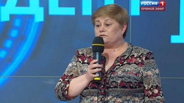 Викладачка ЛНУ заявила на російському телебаченні, що українських студентів вчать ненависті