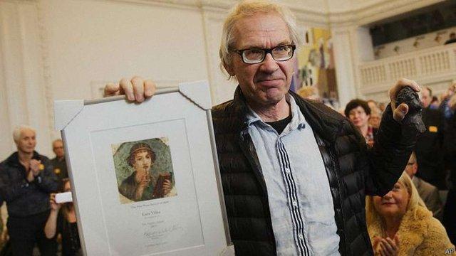 Автора карикатури на Магомета нагородили премією в Данії