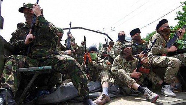 Штаб АТО: На Донбасі воює понад 43 тис. бойовиків, серед яких 9 тис. – російські військові