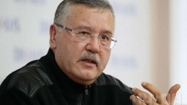 Екс-міністр оборони Гриценко став викладачем у Києво-Могилянській академії