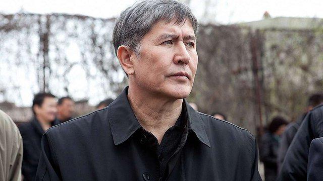 Путін поки що так і не з'явився на зустріч з президентом Киргизстану