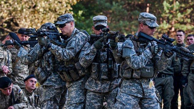 290 американських бійців тренуватимуть 6 рот Нацгвардії, - Міноборони США