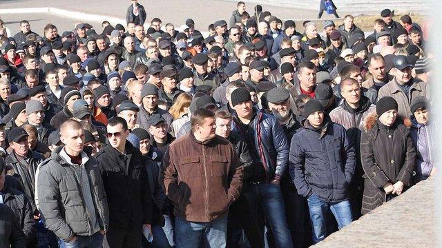 Львівські шахти зупинили роботу: гірники страйкують