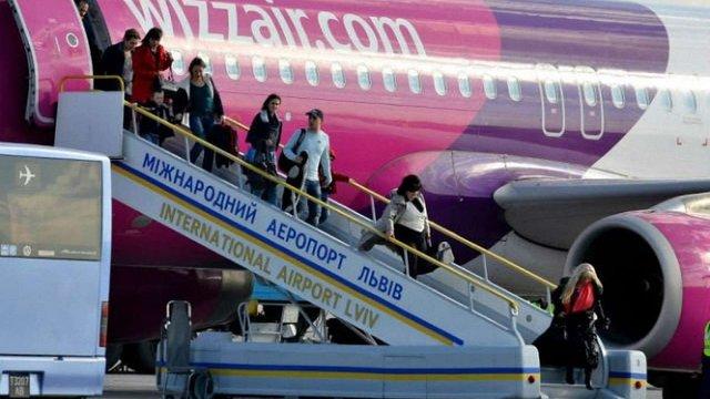 Лоукост «Візз Ейр Україна» припиняє свою діяльність з 20 квітня