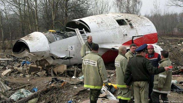 Польща звинувачує двох росіян у причетності до Смоленської катастрофи
