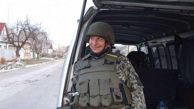 Групі цивільно-військового співробітництва в зоні АТО потрібен позашляховик