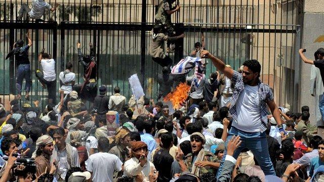 У Ємені шиїтські повстанці пограбували генконсульство РФ