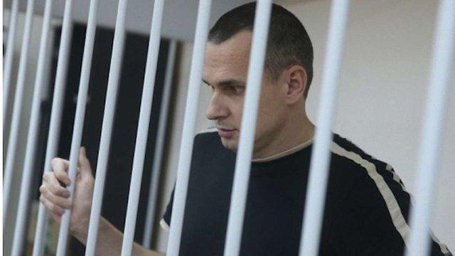 ФСБ завершила розслідування справи Олега Сенцова
