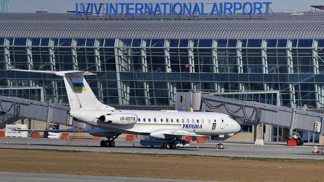 Львівський аеропорт відкрили для іноземних авіакомпаній