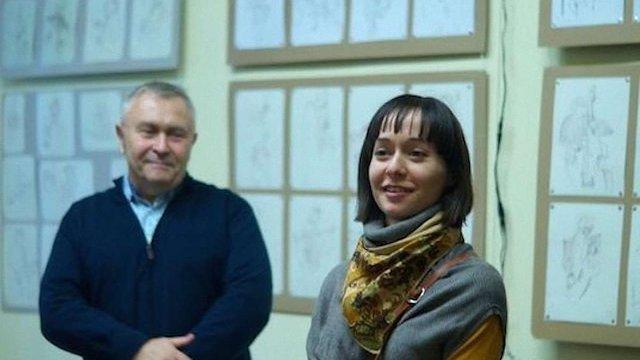 У Львові відкрилась виставка шкіців Croque Musique