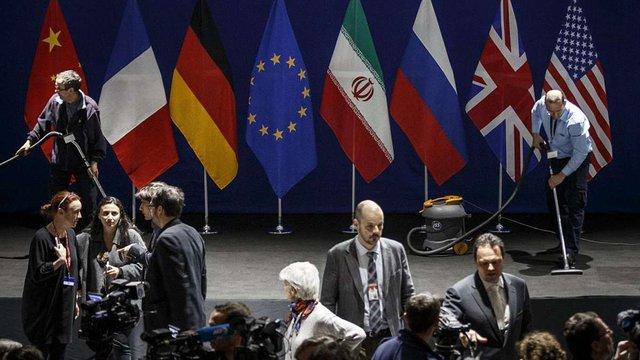 Міжнародна спільнота погодила ядерну програму Ірану