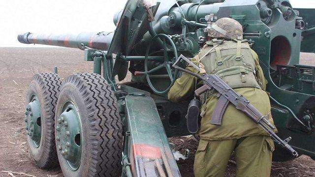 Бойовики штурмували українські позиції під Новгородським на Донеччині