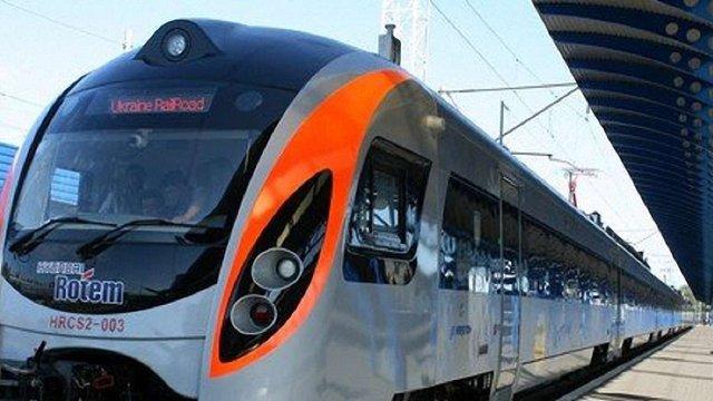 «Укрзалізниця» тимчасово призупинила продаж квитків на Інтерсіті+ львівського напрямку