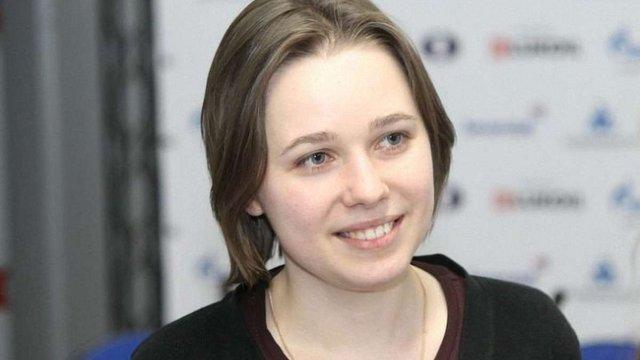 Українка Марія Музичук стала чемпіонкою світу з шахів