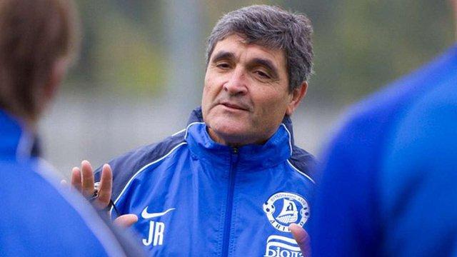 Іспанський тренер судиться з ФК «Дніпро» на суму €2 млн
